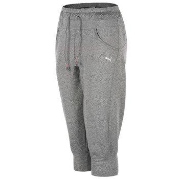 spodnie sportowe damskie PUMA STUDIO 3/4 SWEAT PANTS / 511252-02