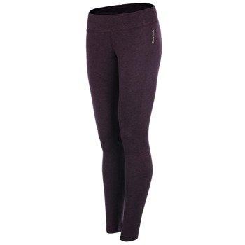 spodnie sportowe damskie REEBOK ELEMENTS LEGGING / AB0140