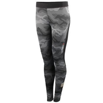 spodnie sportowe damskie REEBOK ONE SERIES ACTIVCHILL COMPRESSION TIGHT / AI1735
