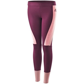 spodnie sportowe damskie Stella McCartney ADIDAS STUDIO LONG TIGHT / F51206