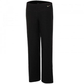 spodnie sportowe dziewczęce NIKE REGULAR DRI-FIT COTTON PANT / 425466-011