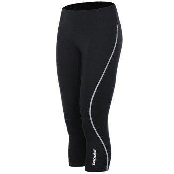 spodnie tenisowe damskie 3/4 BABOLAT LEGGING TR BASIC / 41F1498-105