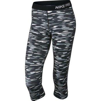 spodnie termoaktywne damskie 3/4 NIKE PRO HAZE CAPRI / 729415-100