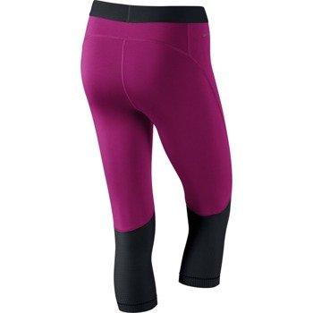 spodnie termoaktywne damskie 3/4 NIKE PRO HYPERCOOL CAPRI 2.0 / 642564-607
