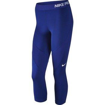 spodnie termoaktywne damskie 3/4 NIKE PRO HYPERCOOL CAPRI / 725614-455