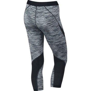 spodnie termoaktywne damskie 3/4 NIKE PRO HYPERCOOL CAPRI REFLECT / 822290-010