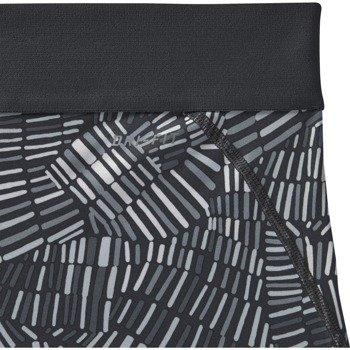 spodnie termoaktywne damskie 3/4 NIKE PRO HYPERCOOL TIDAL MULTI CAPRI / 725473-021
