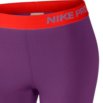 spodnie termoaktywne damskie NIKE PRO CAPRI / 589366-519