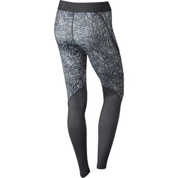 spodnie termoaktywne damskie NIKE PRO HYPERCOOL TIDAL MULTI TIGHT / 725479-021
