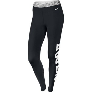 spodnie termoaktywne damskie NIKE PRO HYPERWARM MEZZO WAISTBAND TIGHTS / 640959-011