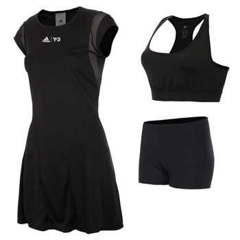 sukienka tenisowa ADIDAS ROLAND GARROS Y-3 ON-COURT DRESS / S27382