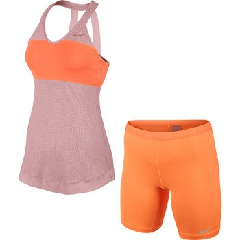 sukienka tenisowa NIKE PREMIER MARIA FRENCH DRESS Maria Sharapova French Open 2014