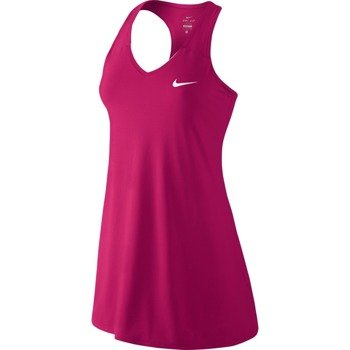 sukienka tenisowa NIKE PURE DRESS / 728736-639