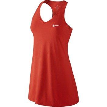 sukienka tenisowa NIKE PURE DRESS / 728736-671