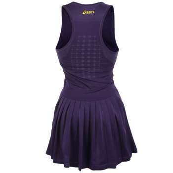 sukienka tenisowa damska ASICS WOMEN'S RACKET DRESS / 121046-0245
