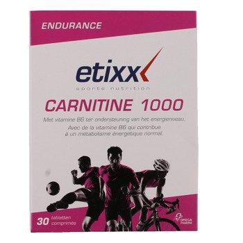 suplement ETIXX CARNITINE 1000 / 30 tabl.