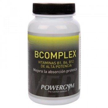 suplement POWERGYM B COMPLEX kapsułki