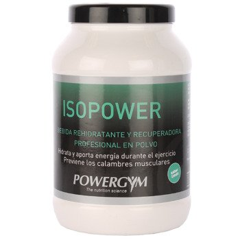 suplement POWERGYM ISOPOWER 1,6 KG LIMONKA