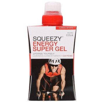 suplement SQUEEZY ENERGY GEL cola + kofeina / 125ml