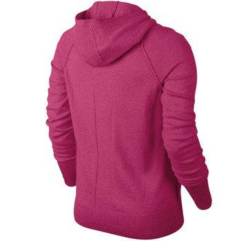 sweter tenisowy damski NIKE KNIT SWEATER JACKET / 596714-518