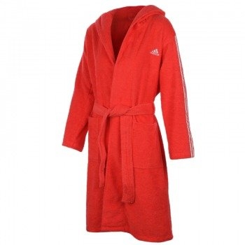 szlafrok kąpielowy damski ADIDAS 3 STRIPES BATHROBE WOMEN / Z33874