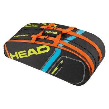 torba tenisowa HEAD CORE 6R COMBI / 283345 BKNE