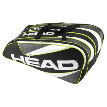 torba tenisowa HEAD ELITE MONSTERCOMBI / 283356 BKAN
