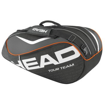 torba tenisowa HEAD TOUR TEAM COMBI / 283265 BKBK