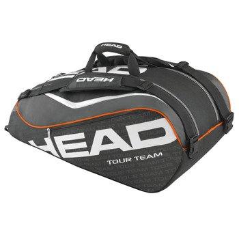 torba tenisowa HEAD TOUR TEAM SUPERCOMBI / 283215 BKBK