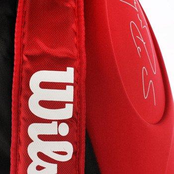 torba tenisowa WILSON ROGER FEDERER LIMITED EDITION 15 RACKET BAG / WRZ681315