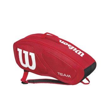 torba tenisowa WILSON TEAM II 9 PACK BAG / WRZ857609