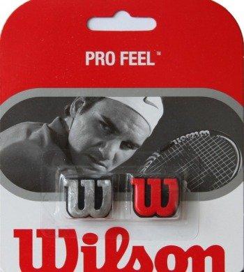wibrastop WILSON PROFEEL RED 6.1 SILVER