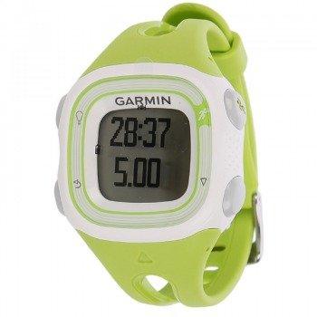zegarek sportowy GARMIN FORERUNNER 10 green